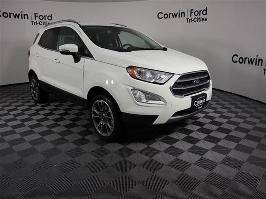 2020 Ford Ecosport Titanium In Pasco Wa Richland Ford Ecosport Corwin Ford Tri Cities